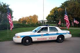 Chicago PD car